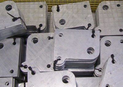 ISM Manufacturing is capable of supplying laser cut components for our clients
